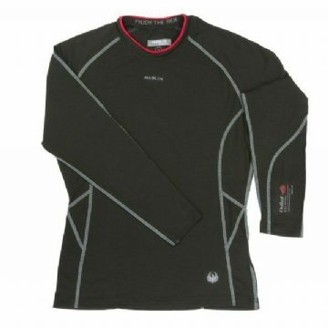 Merlin Ladies Womens Outlast Long Sleeved Top Motorcycle Motorbike Base Layer